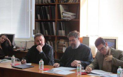 """Международен научен семинар на тема """"Христология и съществуване"""""""