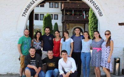 """Втори международен младежки лагер организира фондация """"Дякония и мисия"""""""