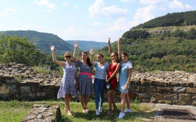 Международен лагер събра младежи от Украйна, Македония, Молдова и България