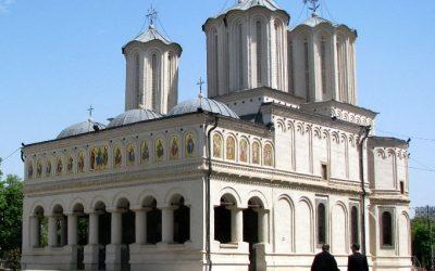 Пътуване до Букурещ, поклонение на мощите на св. Димитрий Басарбовски, манастир Комана, Басарбовски манастир