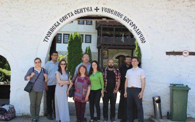 IV лятно докторантско училище по систематическо богословие се проведе в Троянския манастир