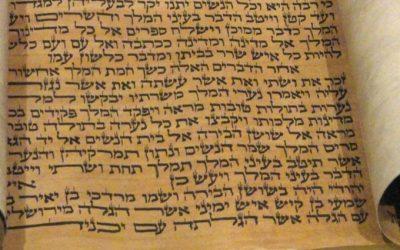 В света на Стария Завет (благотворителен семинар)
